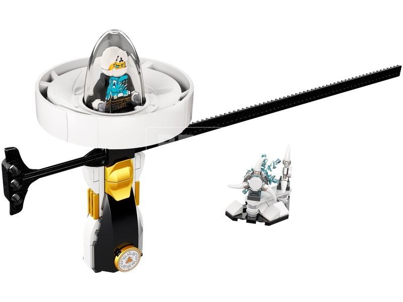 kép nagyítása LEGO® Ninjago Zane - Spinjitzu mester 70636