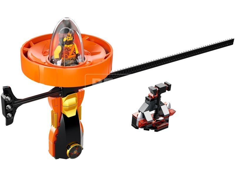 kép nagyítása LEGO® Ninjago Cole - Spinjitzu mester 70637