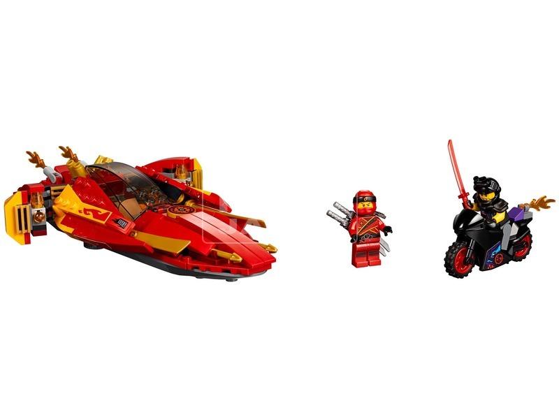 kép nagyítása LEGO® Ninjago Katana V11 70638