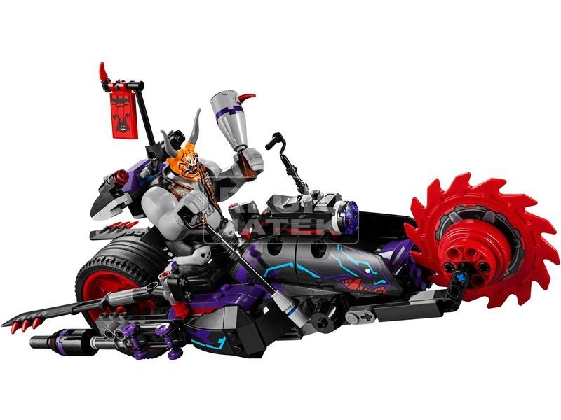 kép nagyítása LEGO® Ninjago Killow Szamuráj X ellen 70642