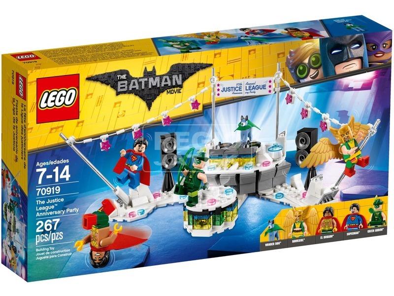 LEGO® Batman Movie Igazság Ligája évforduló 70919