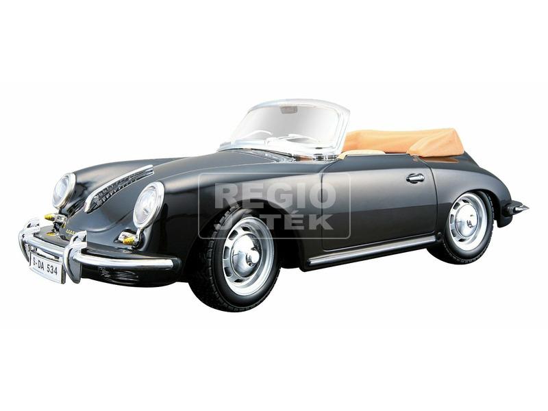 Bburago Porsche 356B Cabrio 1:24