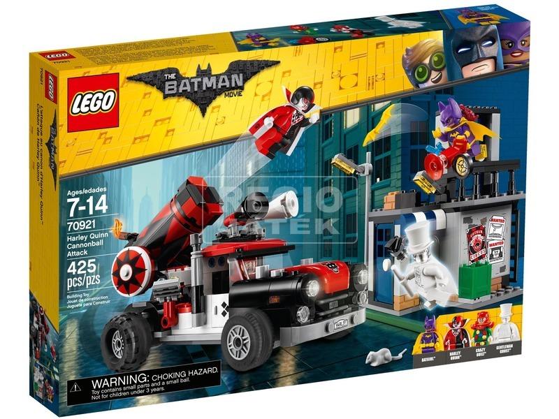 LEGO® Batman Movie Harley Quinn™ támadása 70921
