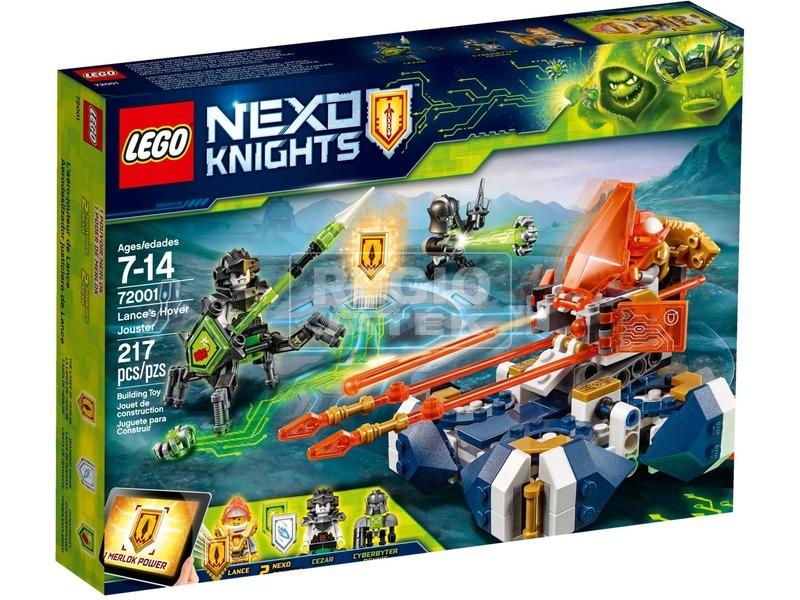 LEGO® Nexo Knights Lance lebegő harci jármű 72001