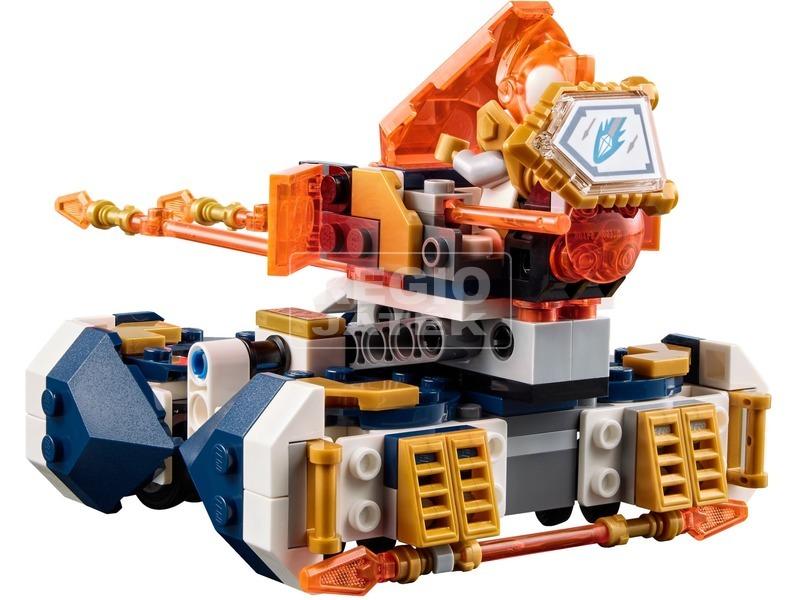 kép nagyítása LEGO® Nexo Knights Lance lebegő harci jármű 72001