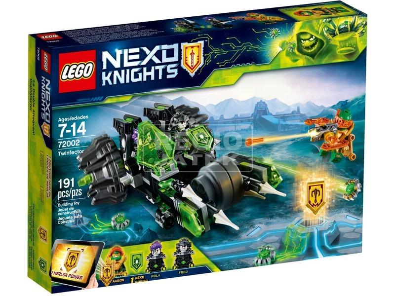LEGO® Nexo Knights Twinfector 72002