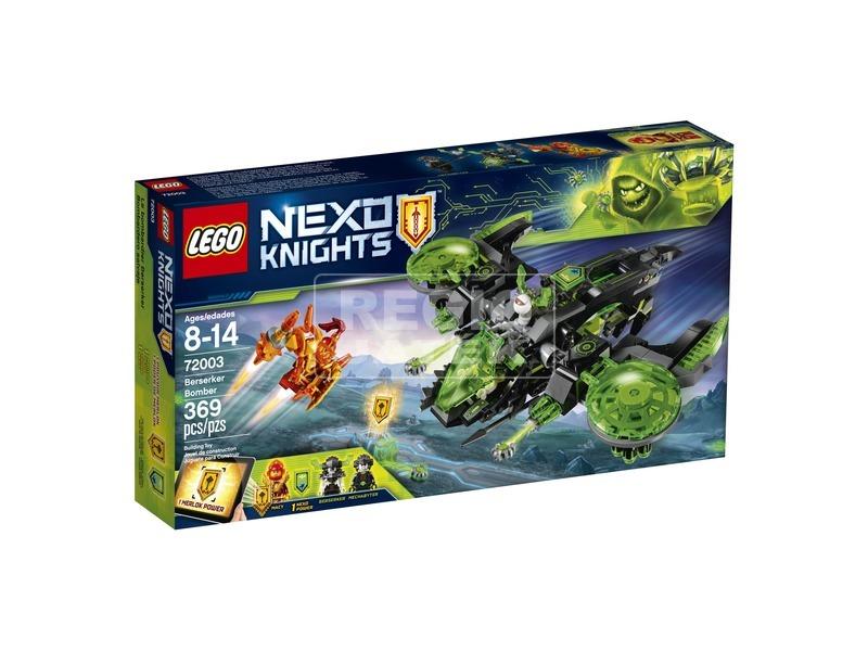 LEGO® Nexo Knights Vad harcos bombázó 72003