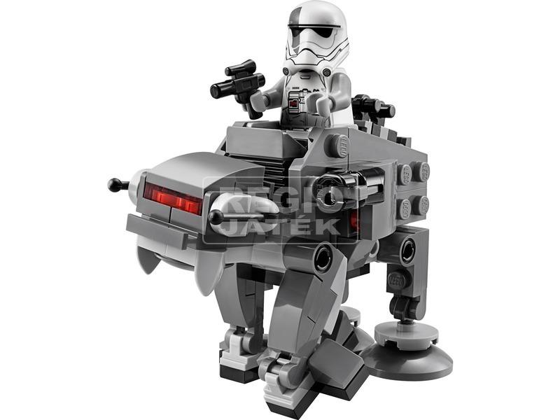kép nagyítása LEGO® Star Wars Ski Speeder vs. Lépegető 75195