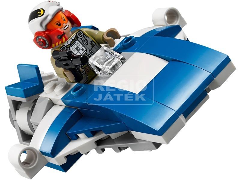 kép nagyítása LEGO® Star Wars A-Wing vs. TIE Silencer 75196