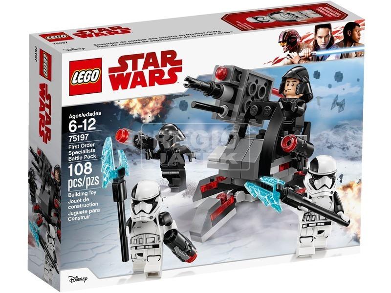 LEGO® Star Wars Első rendi szakértők csomag 75197