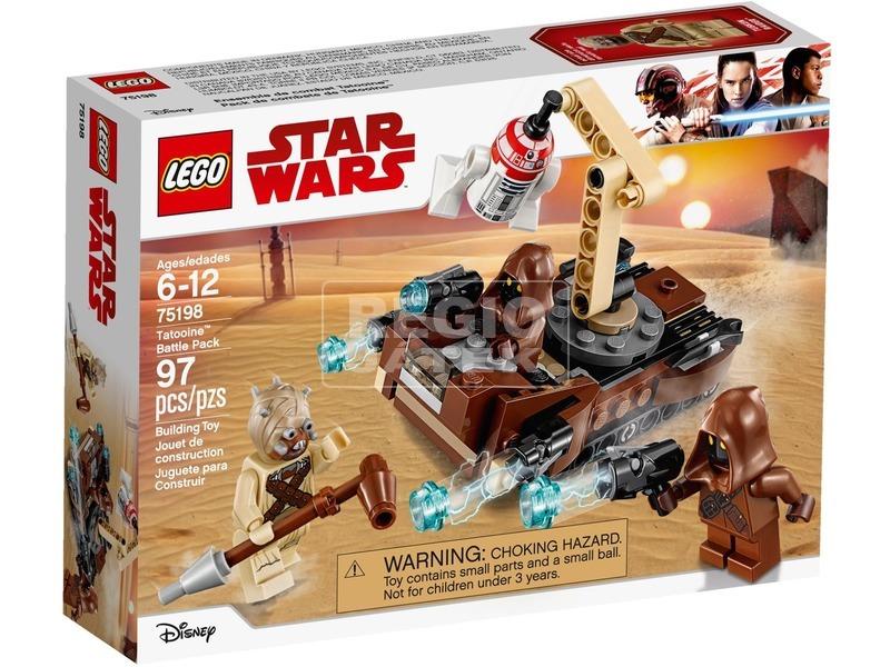 LEGO® Star Wars Tatooine harci csomag 75198