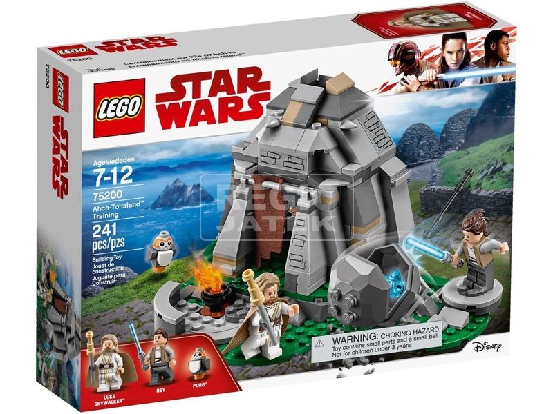 LEGO® Star Wars Ahch-To sziget tréning 75200