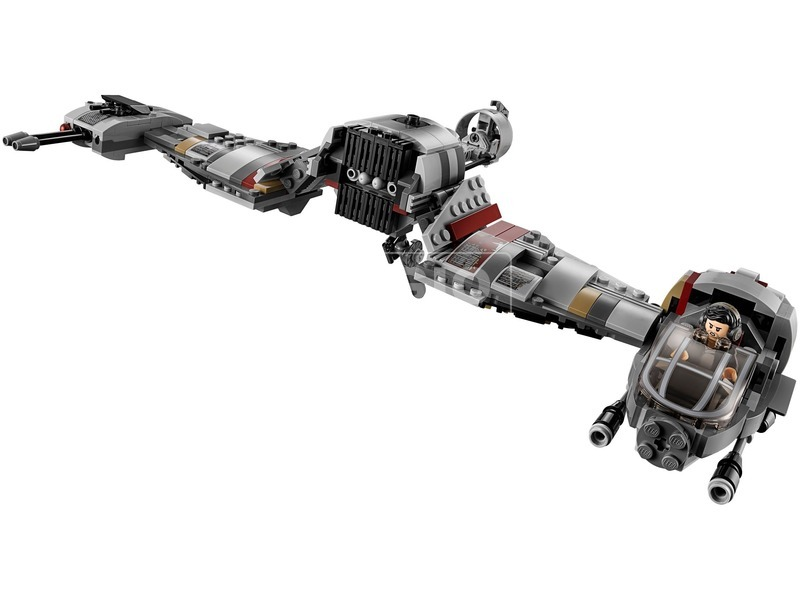 kép nagyítása LEGO® Star Wars Crait védelme 75202