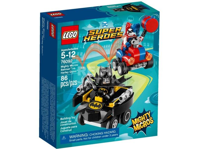 LEGO® Super Heroes Batman™ és Harley Quinn™ 76092
