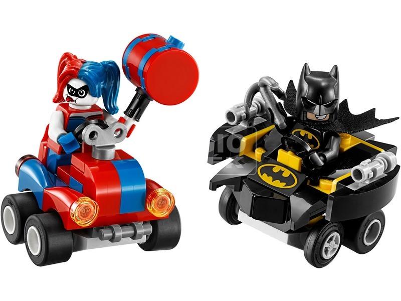 kép nagyítása LEGO® Super Heroes Batman™ és Harley Quinn™ 76092