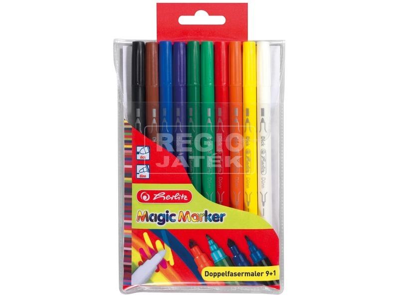 Magic Marker filctoll 10 darabos