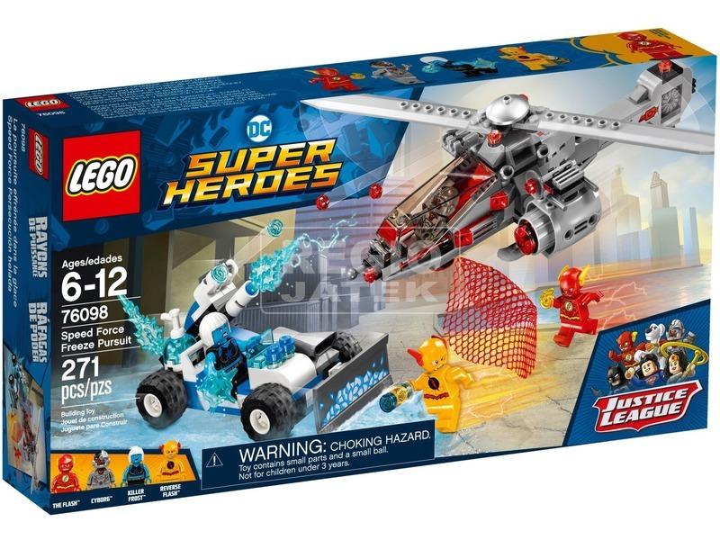 LEGO® Super Heroes Szuperhős üldözés 76098