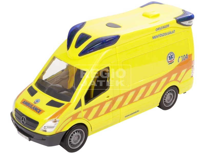 Emergency Van