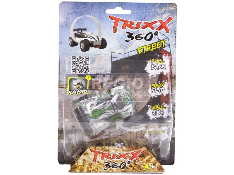 kép nagyítása Trixx 360 autó rámpával - többféle