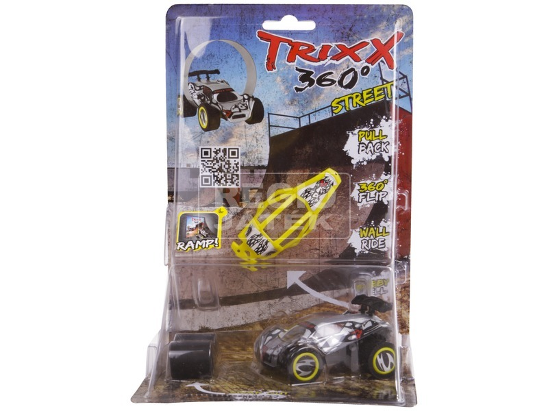 kép nagyítása Trixx 360 autó dupla rámpával - többféle