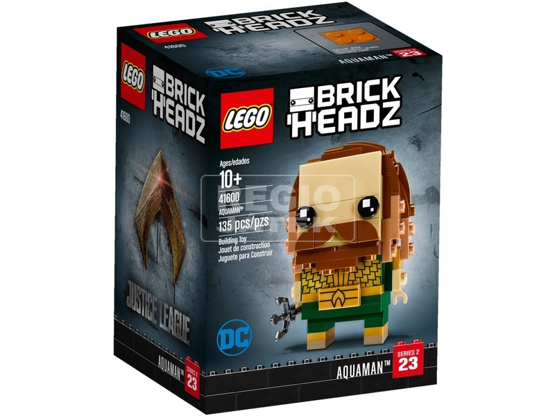 LEGO® BrickHeadz Aquaman™ 41600