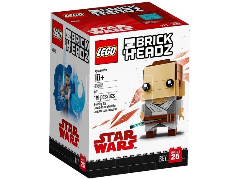LEGO® BrickHeadz Rey™ 41602