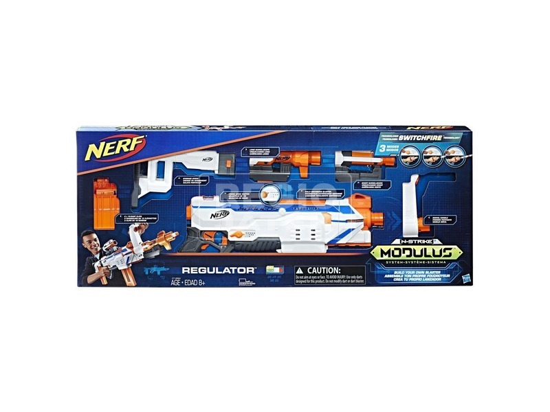 NERF MODULUS REGULATOR C