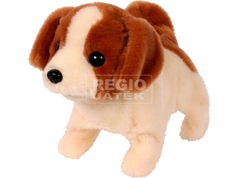 kép nagyítása Sétáló Jack Russell terrier kutyus - 20 cm