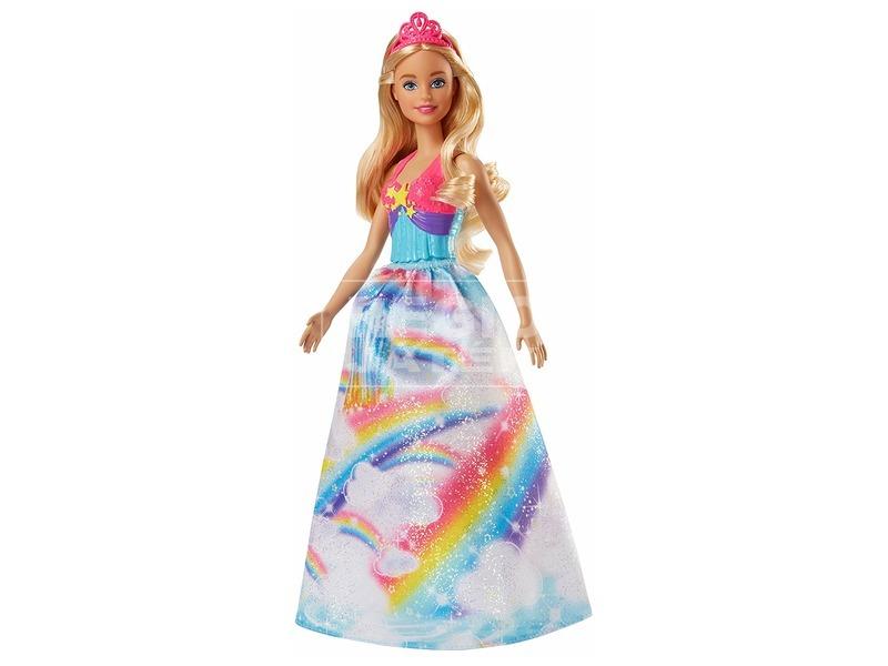 kép nagyítása Barbie: Dreamtopia hercegnő baba - 29 cm, többféle
