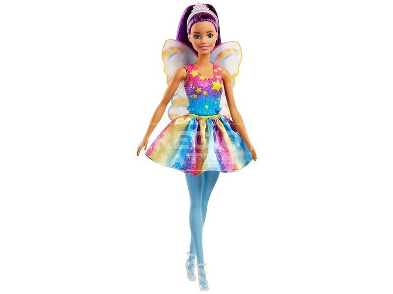 kép nagyítása Barbie: Dreamtopia tündér baba - 29 cm, többféle