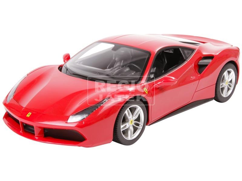 Ferrari 488 GTB távirányítós autó - piros, 1:14
