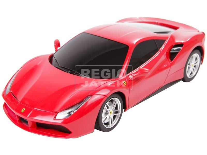 Ferrari 488 GTB távirányítós autó - 1:24
