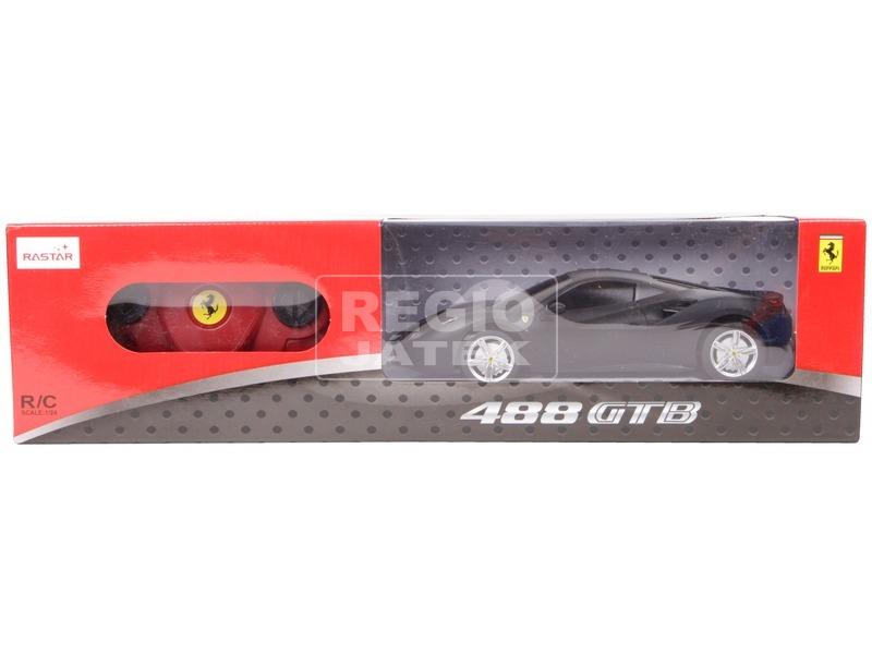 kép nagyítása Ferrari 488 GTB távirányítós autó - 1:24