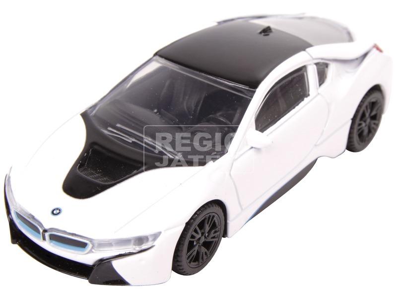 BMW I8 fém kisautó - 1:43