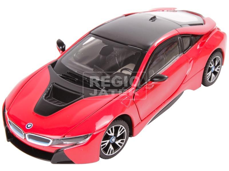 BMW i8 fém autómodell - 1:24, többféle