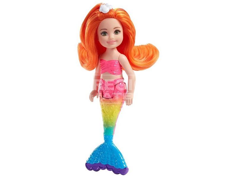 Barbie: sellő mini baba - 15 cm, többféle