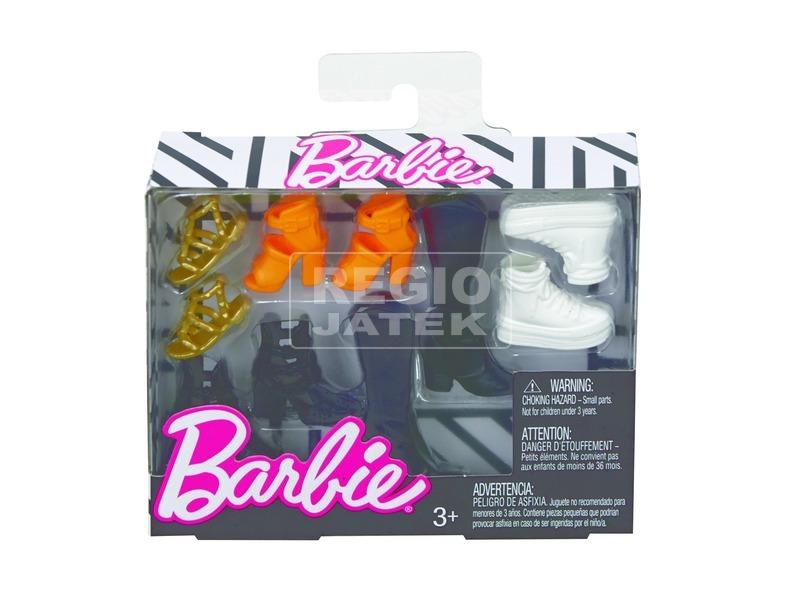Barbie: divatos cipő készlet - többféle
