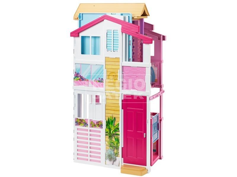 Barbie: Háromemeletes luxus ház készlet