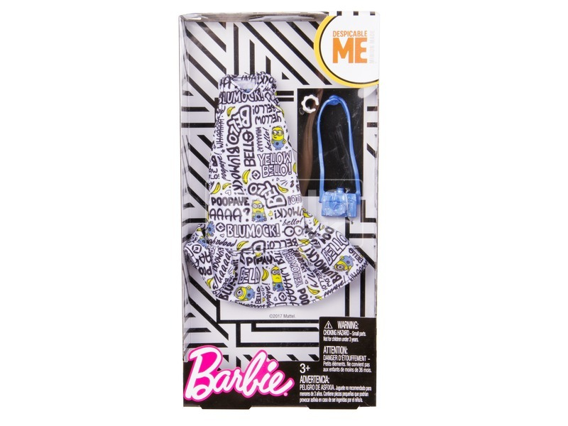 Barbie: Hello Kitty ruhakészlet - többféle