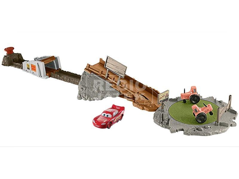 kép nagyítása Verdák 3 traktor aréna pályakészlet