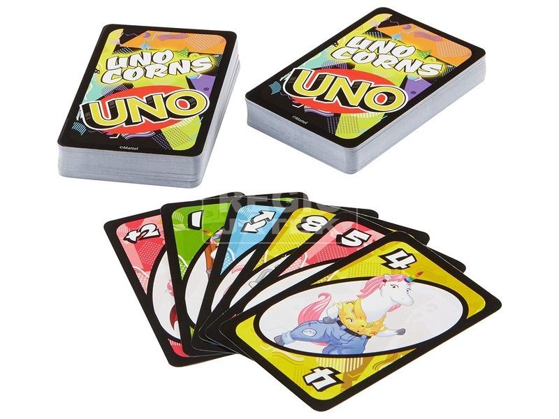 kép nagyítása UNO-kornis UNO kártyajáték