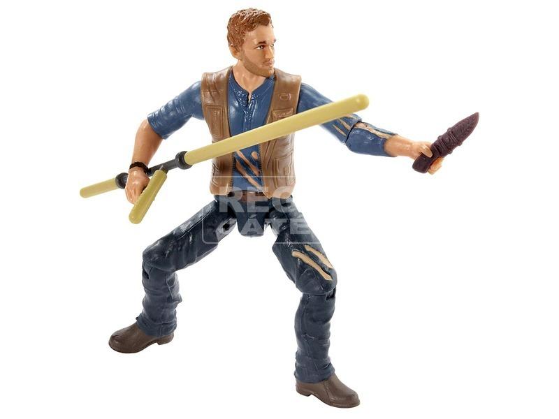 Jurassic World figura - 9 cm, többféle