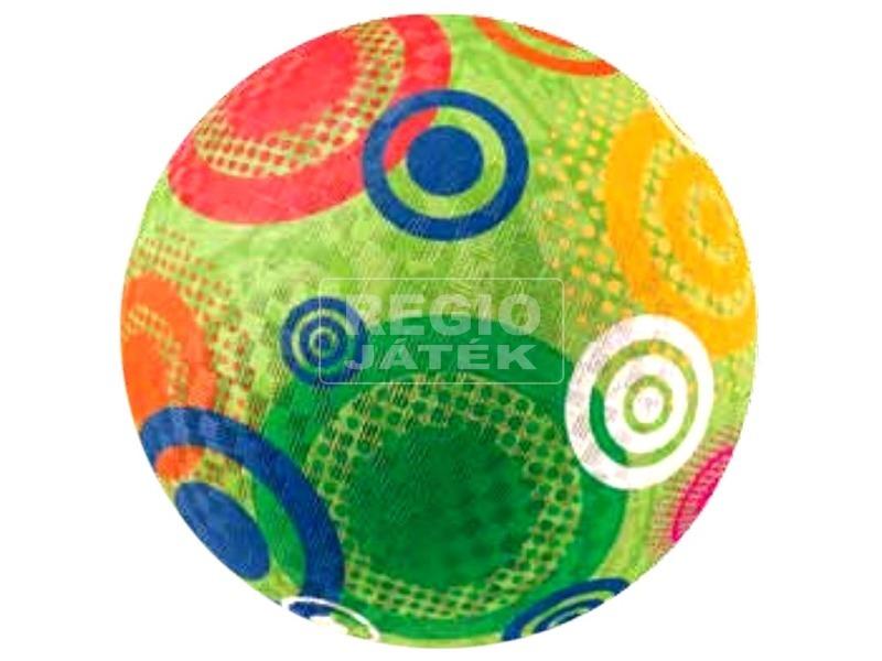 kép nagyítása Karikás labda - 22 cm, többféle