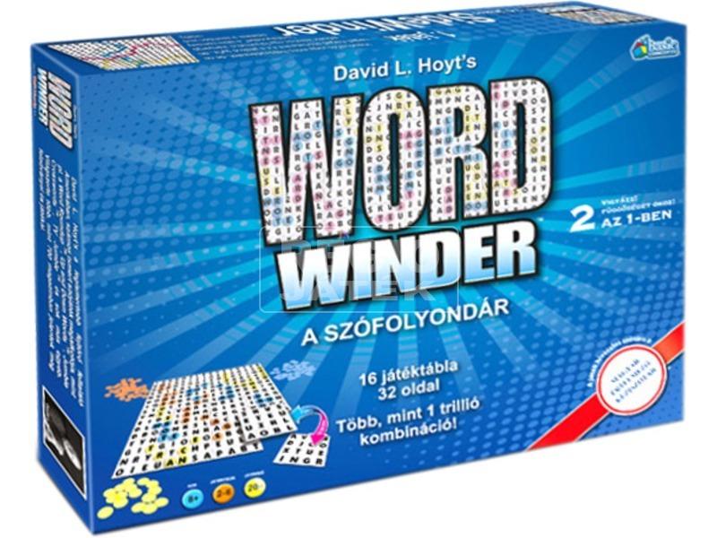 Word Winder szófolyondár társasjáték