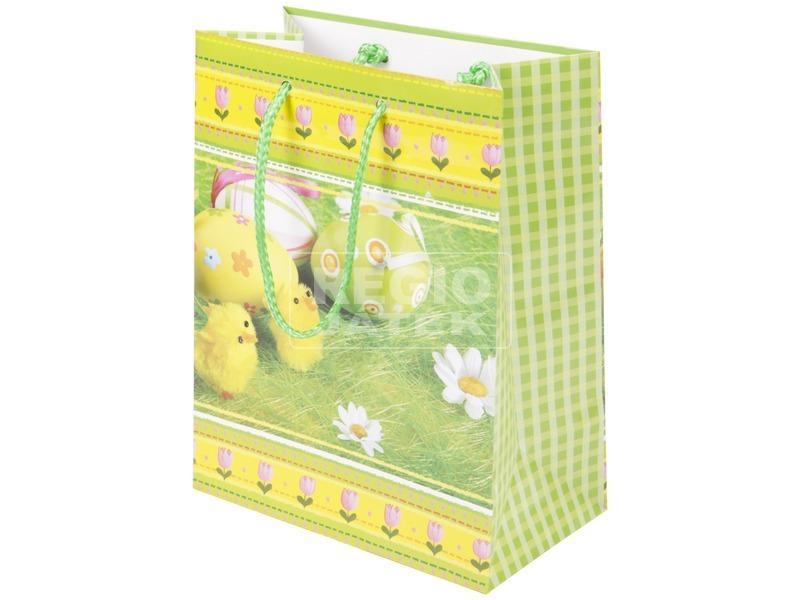 Húsvéti ajándéktáska - 18 x 23 cm, többféle