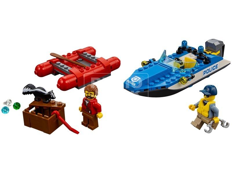 kép nagyítása LEGO® City Menekülés a vad folyón 60176