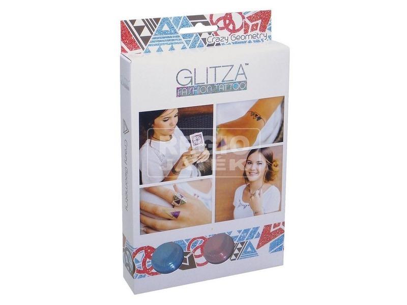 Glitza őrült alakzatok kezdő készlet