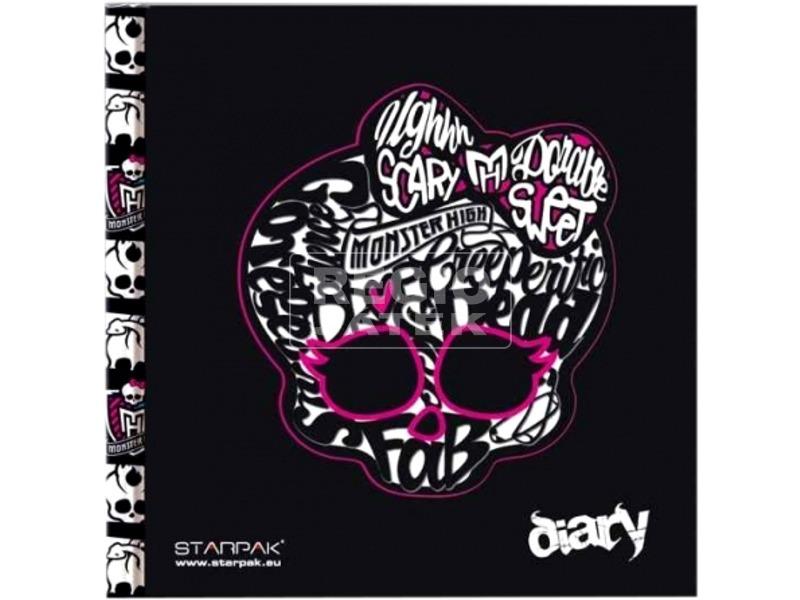 Monster High: napló - kicsi