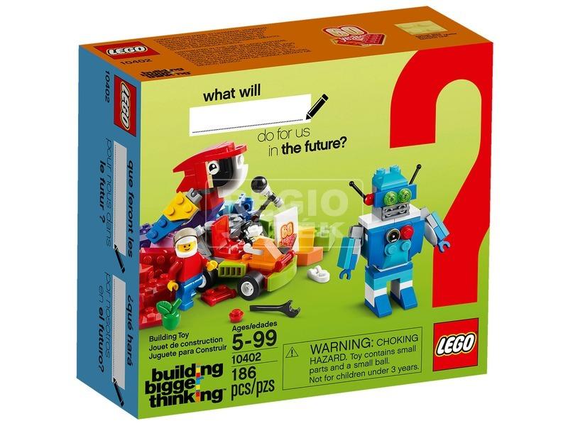 LEGO® Classic Vidám jövő 10402