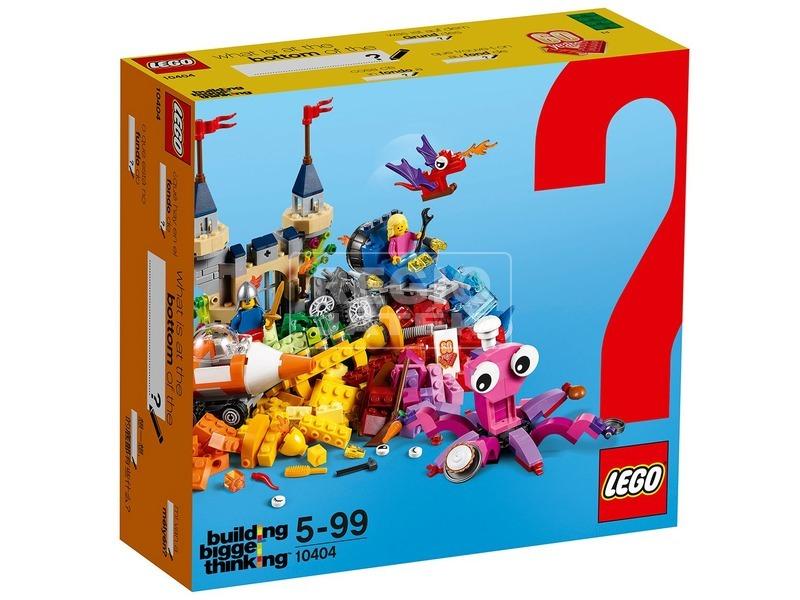 LEGO® Classic Az óceán mélyén 10404